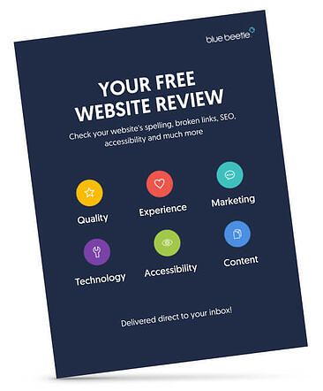 Your FREE Website Review Report